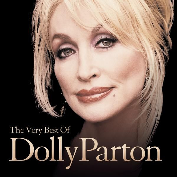 Dolly Parton - The Very Best Of album cover