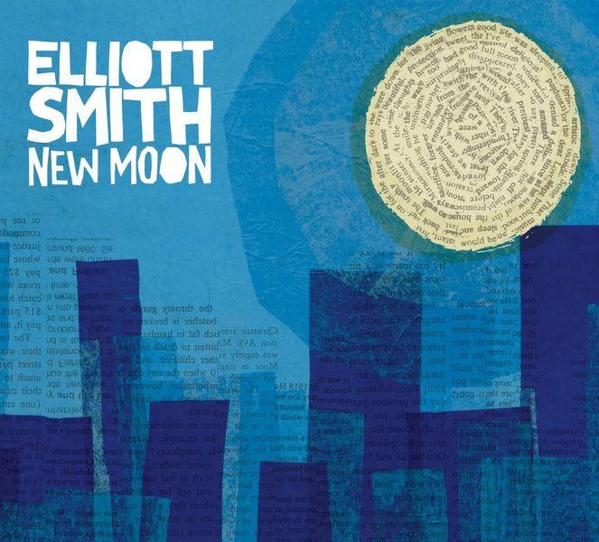 Elliott Smith - New Moon album cover