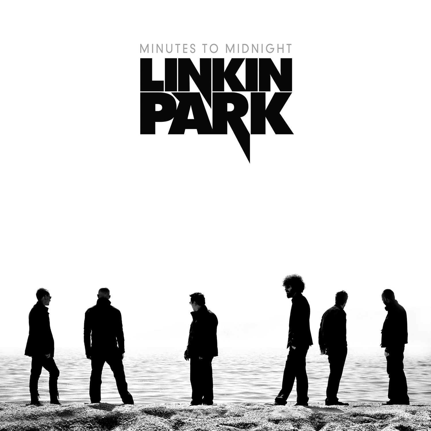 Linkin Park - Minutes To Midnight album cover