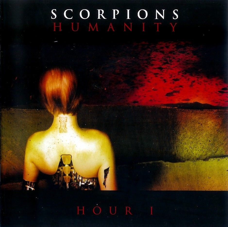 The Scorpions - Humanity: Hour 1 album cover