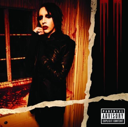 Marilyn Manson - Eat Me, Drink Me album cover