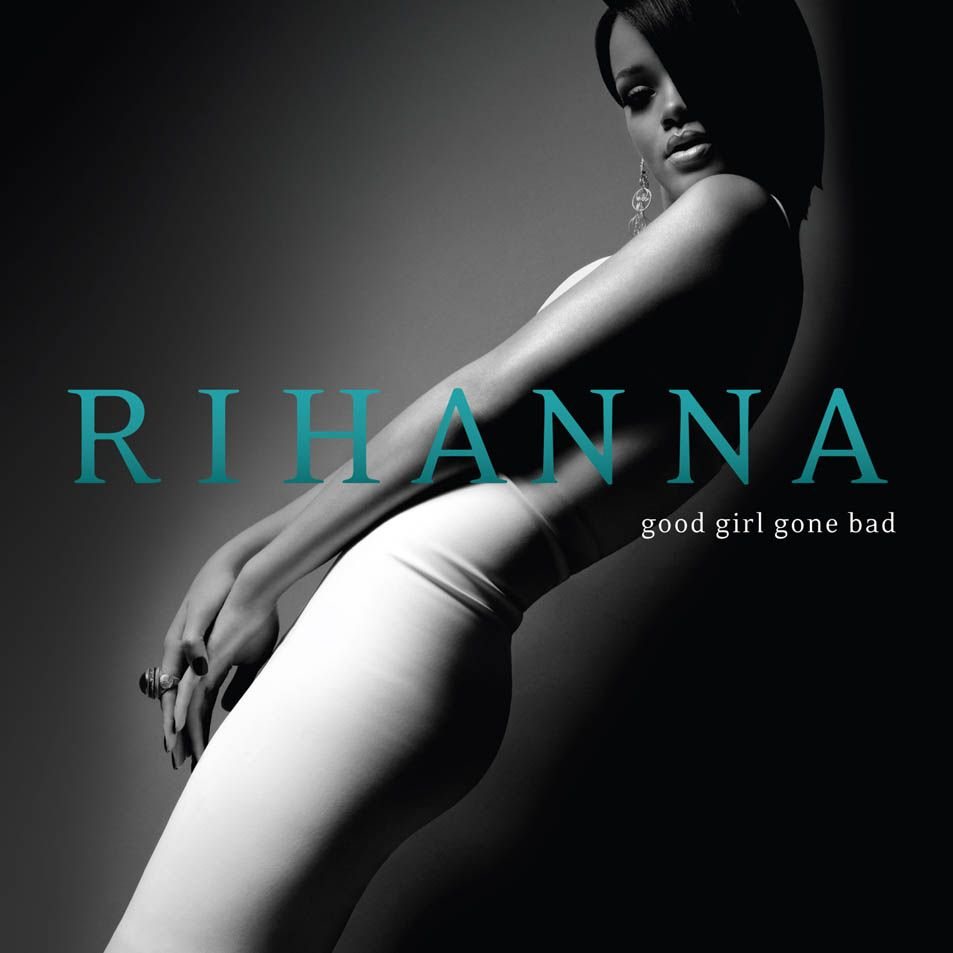 Rihanna - Good Girl Gone Bad album cover