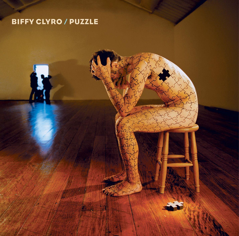 Biffy Clyro - Puzzle album cover