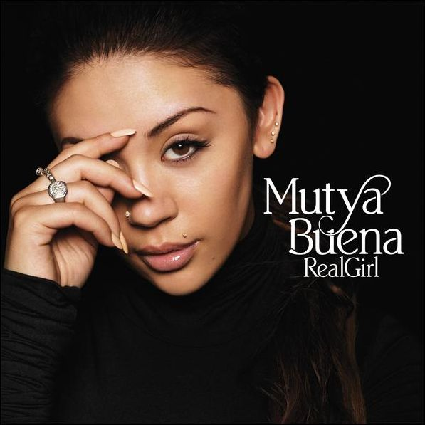 Mutya Buena - Real Girl album cover