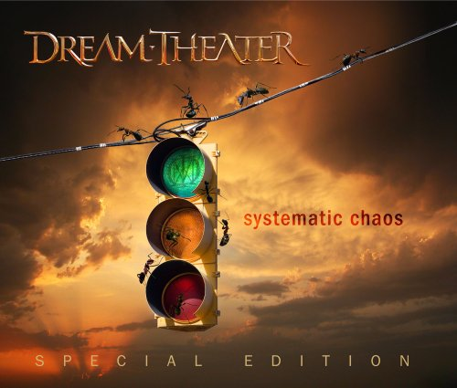 Dream Theater - Systematic Chaos album cover