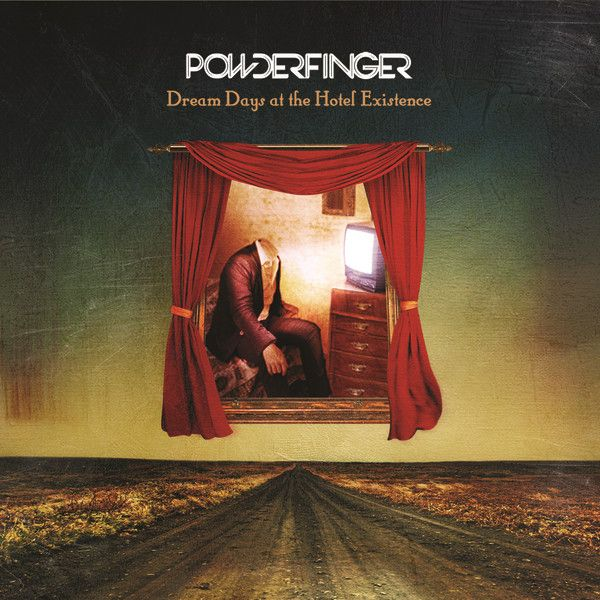 Powderfinger - Dream Days At The Hotel Existence album cover