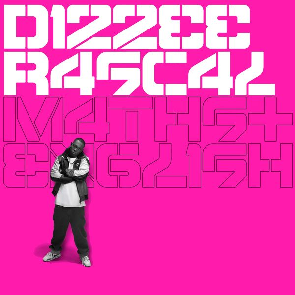 Dizzee Rascal - Maths + English album cover
