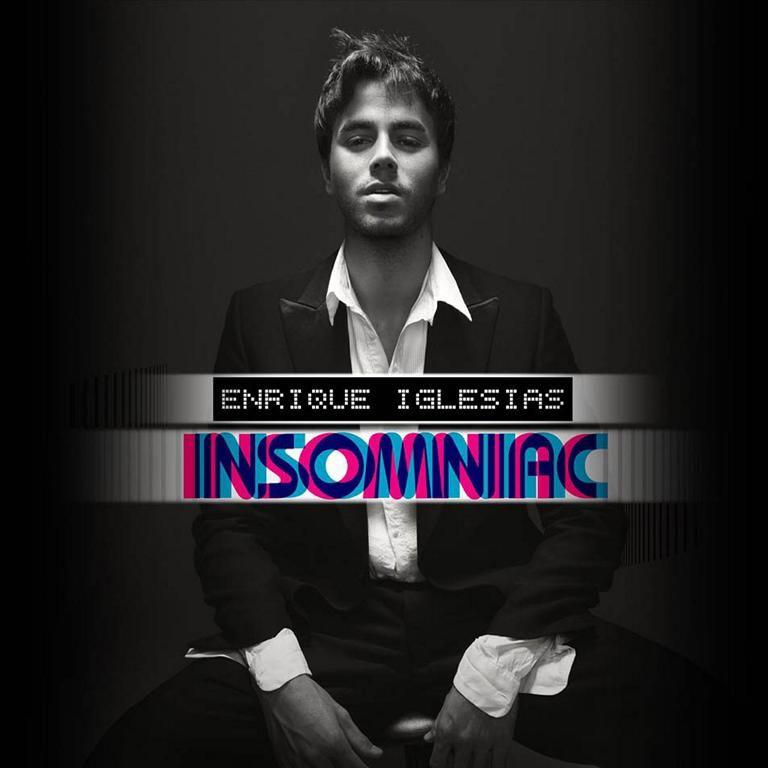 Enrique Iglesias - Insomniac album cover