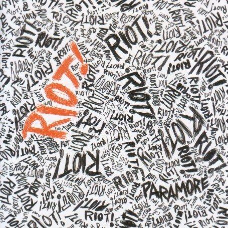 Paramore - Riot! album cover