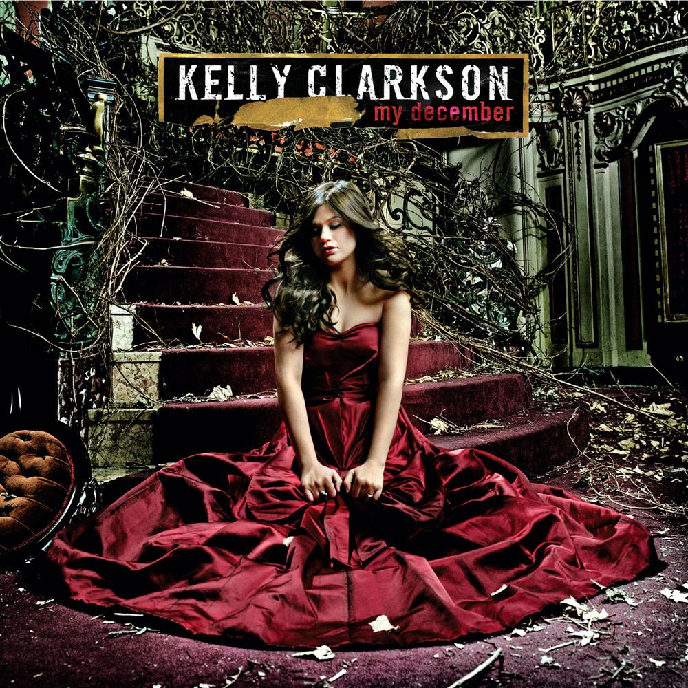 Kelly Clarkson - My December album cover