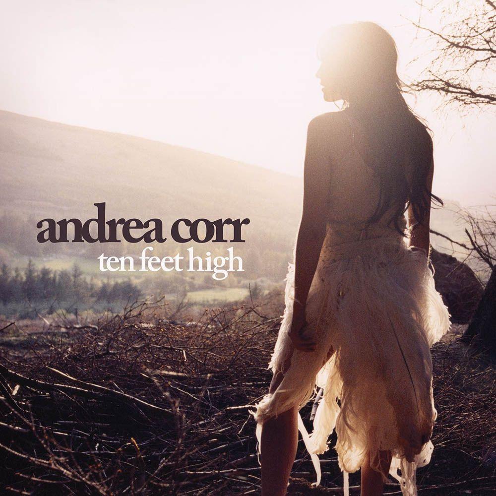 Andrea Corr - Ten Feet High album cover