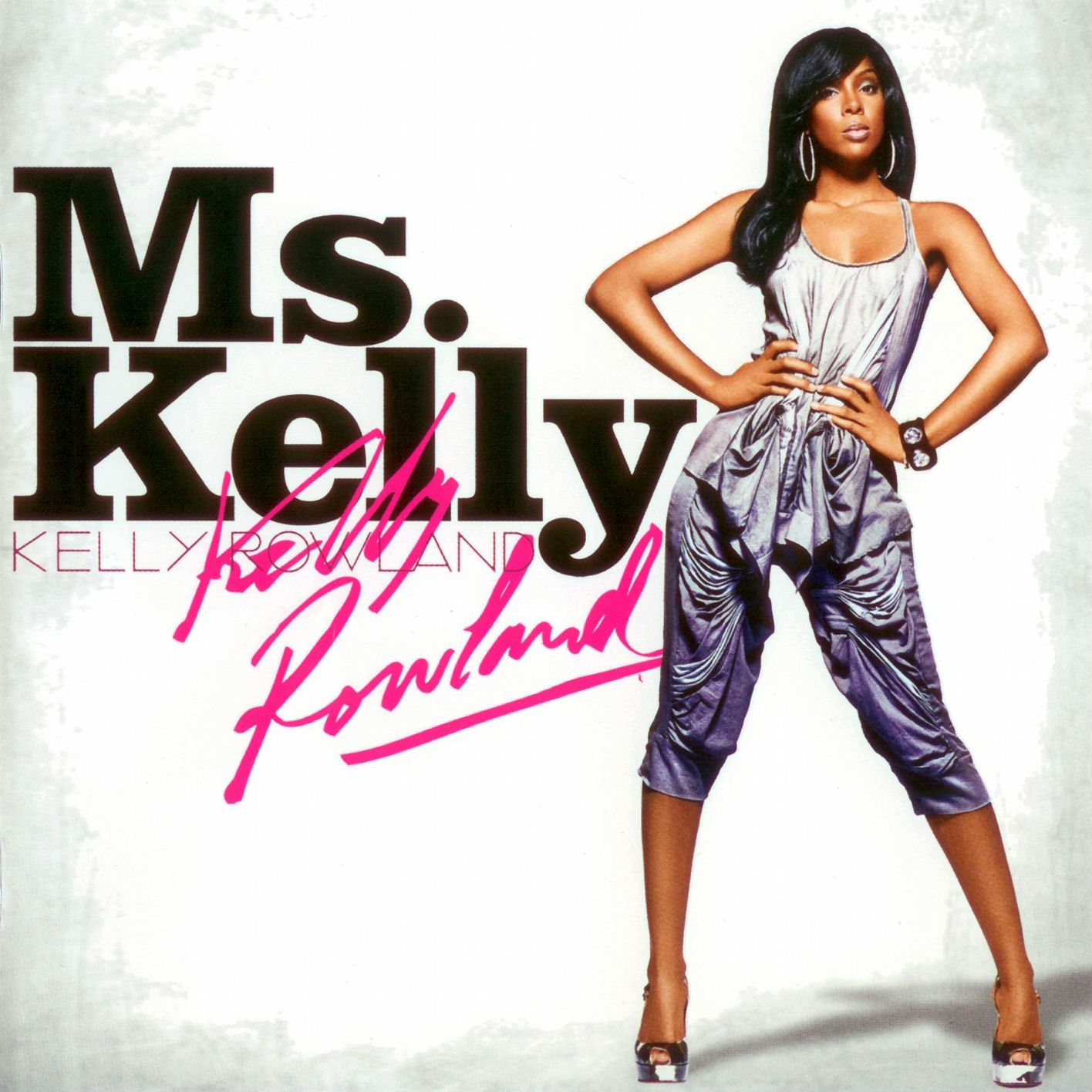 Kelly Rowland - Ms. Kelly album cover