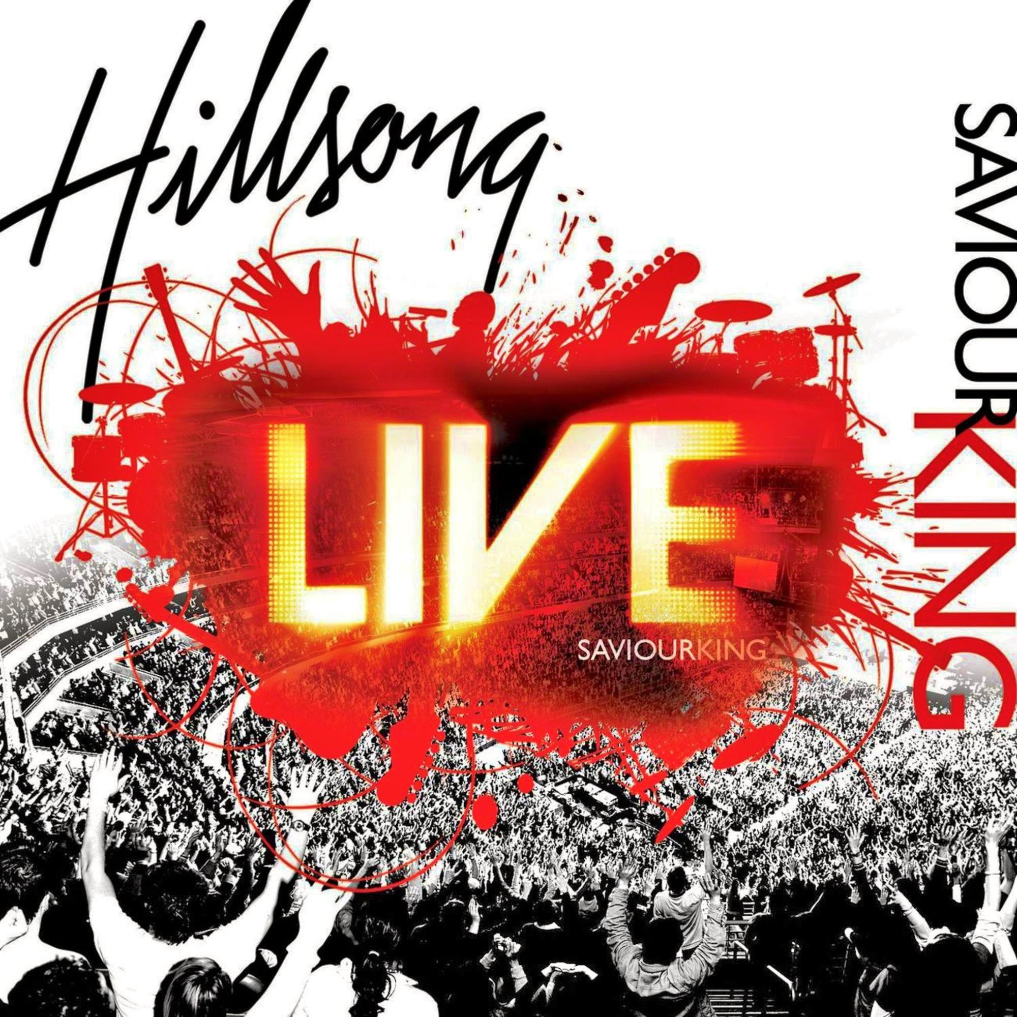 Hillsong - Saviour King album cover