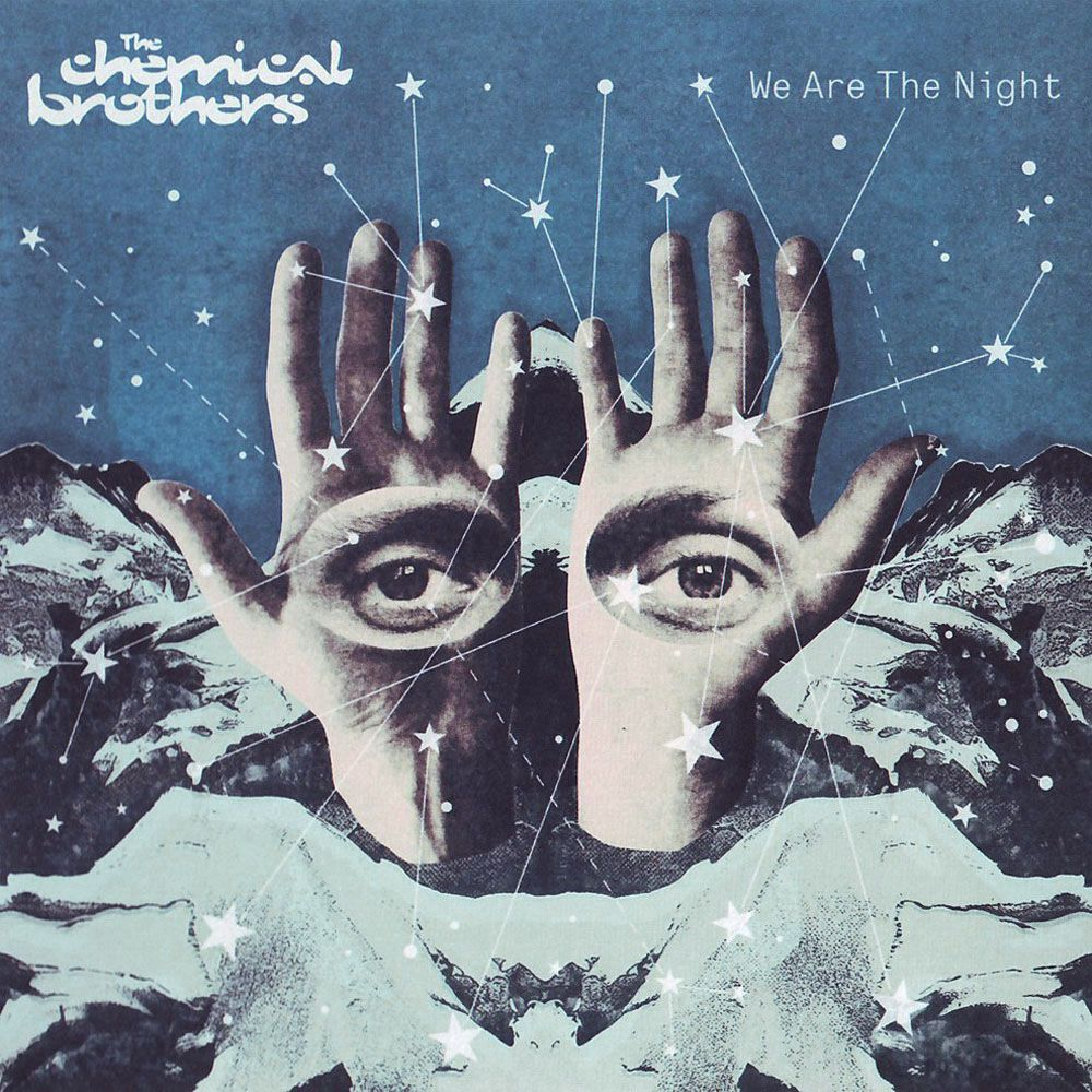 The Chemical Brothers - We Are The Night album cover