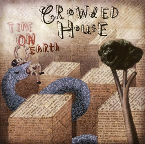 Crowded House - Time On Earth album cover