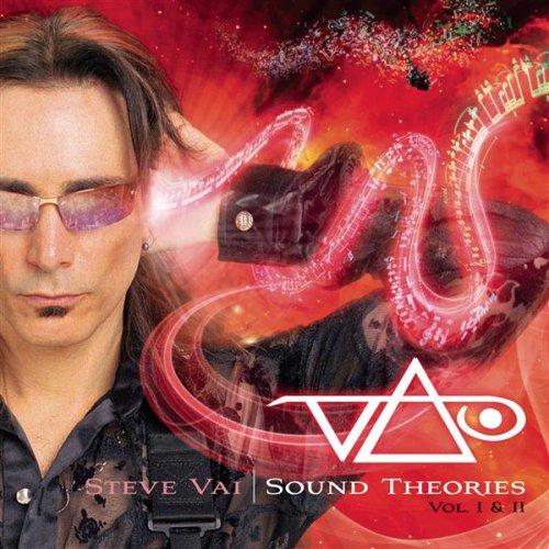 Steve Vai - Sound Theories Volume I & Ii album cover