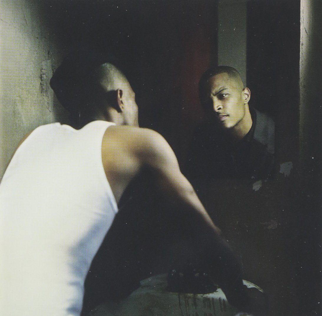 T.I. - T.I. vs T.I.P. album cover