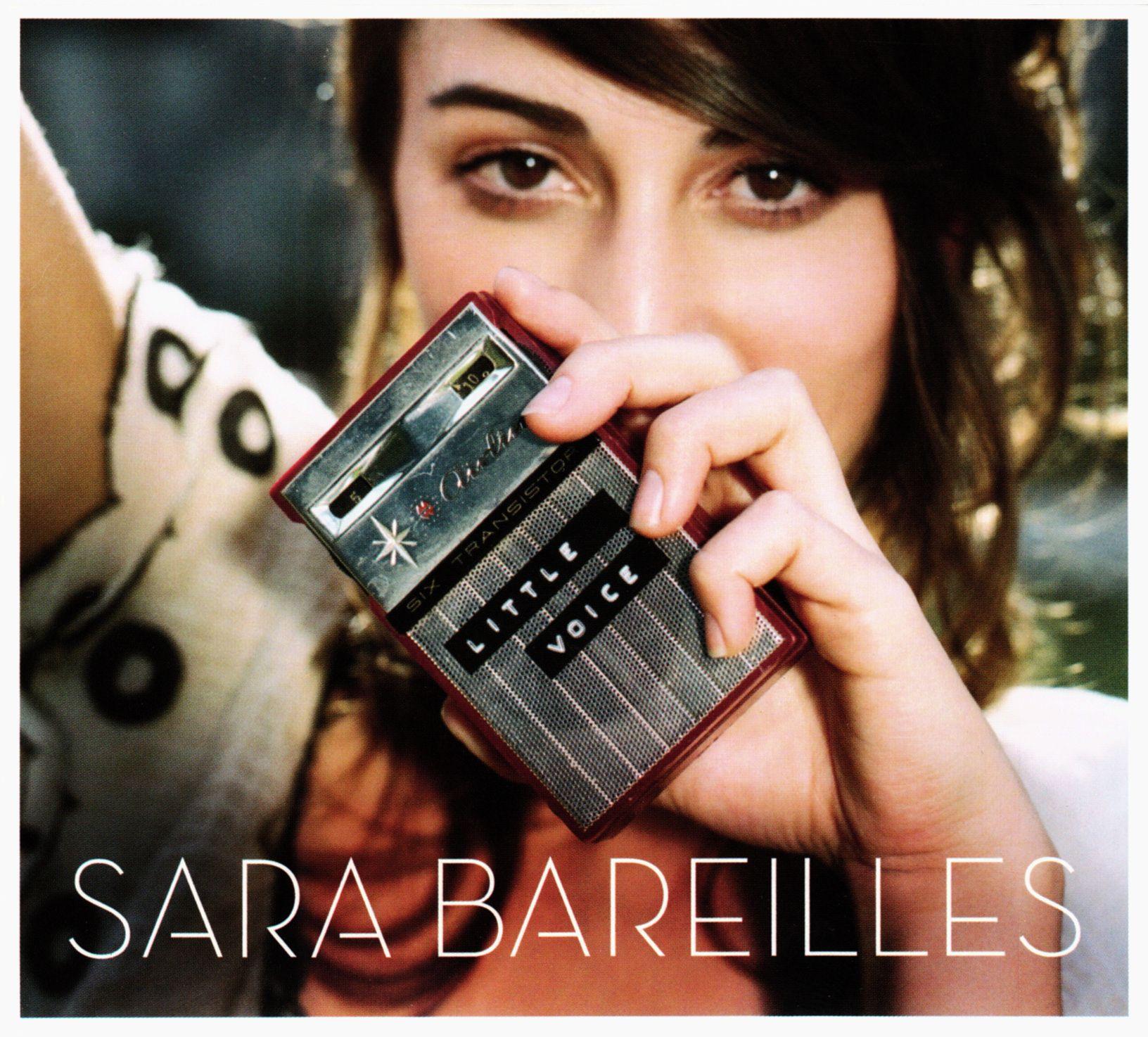 Sara Bareilles - Little Voice album cover