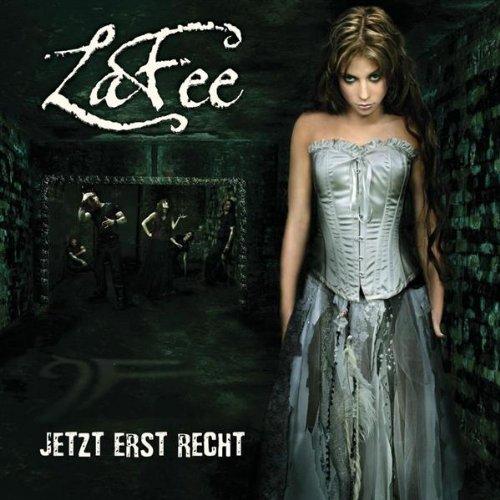 LaFee - Jetzt Erst Recht album cover