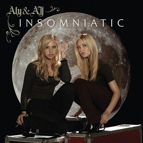 Aly & AJ - Insomniatic album cover