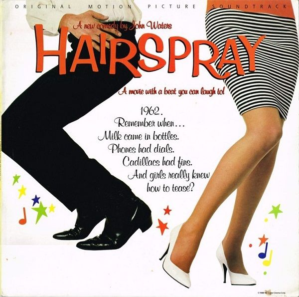 Soundtrack - Hairspray album cover