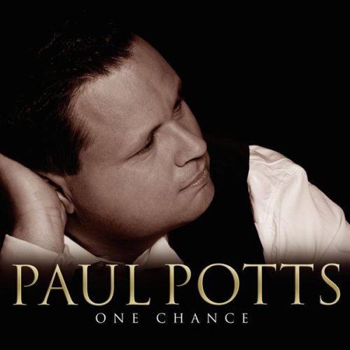Paul Potts - One Chance album cover