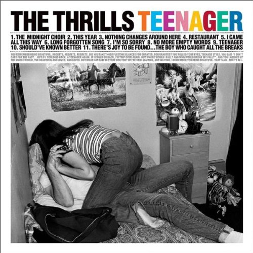 The Thrills - Teenager album cover
