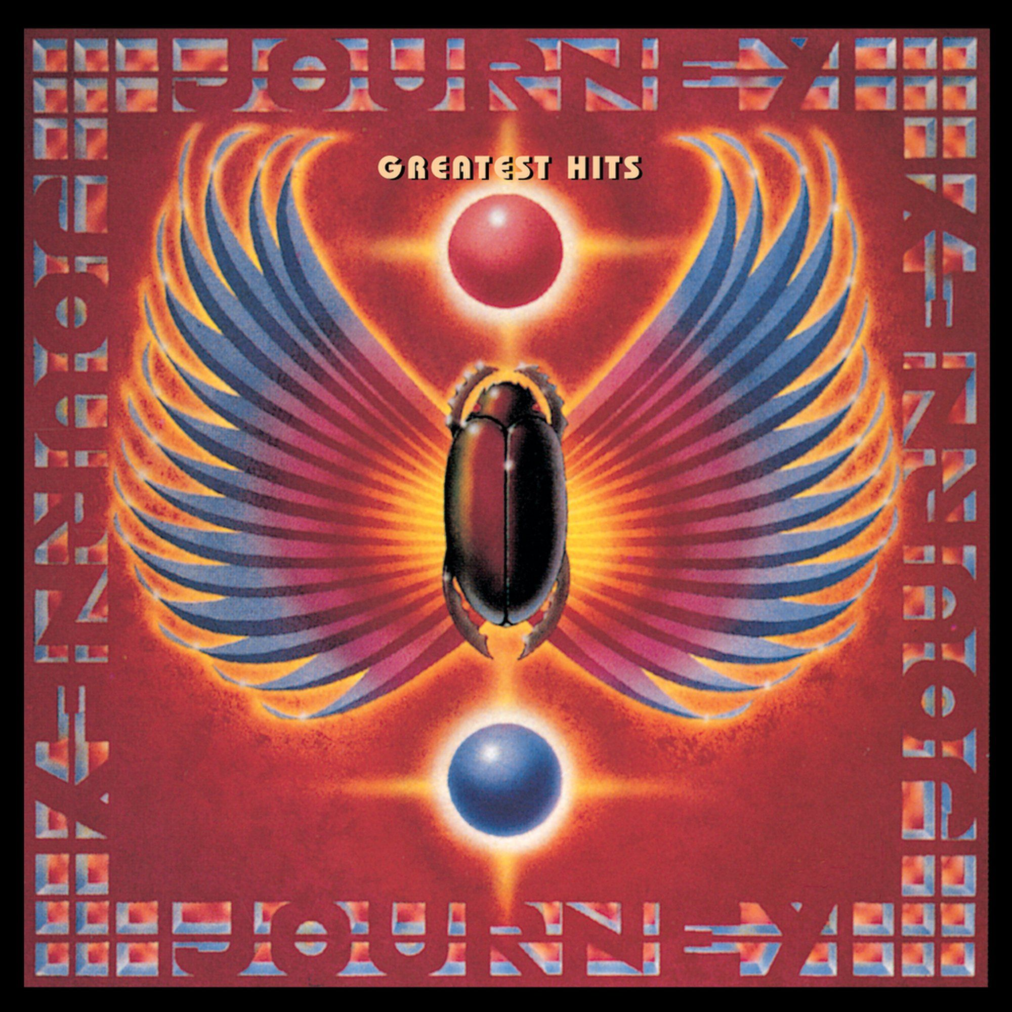 Journey - Greatest Hits album cover