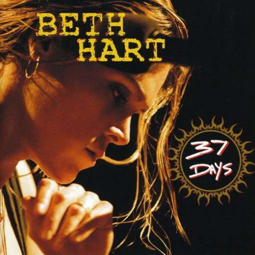 Beth Hart - 37 Days album cover