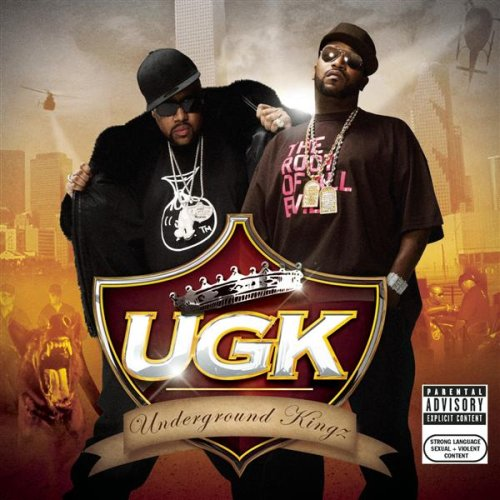 Ugk - Underground Kingz album cover