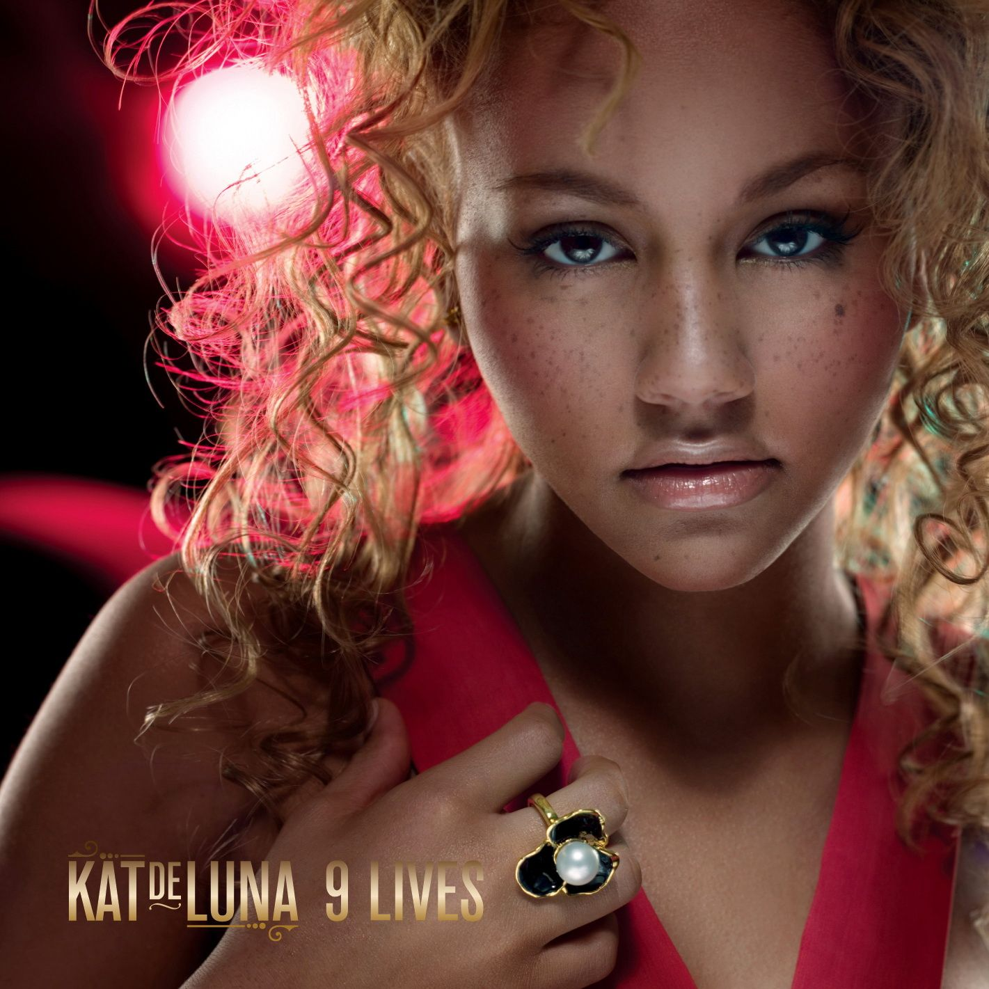 Kat Deluna - 9 Lives album cover