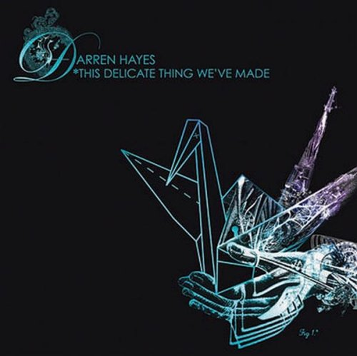 Darren Hayes - This Delicate Thing We've Made album cover