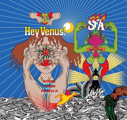 Super Furry Animals - Hey Venus album cover