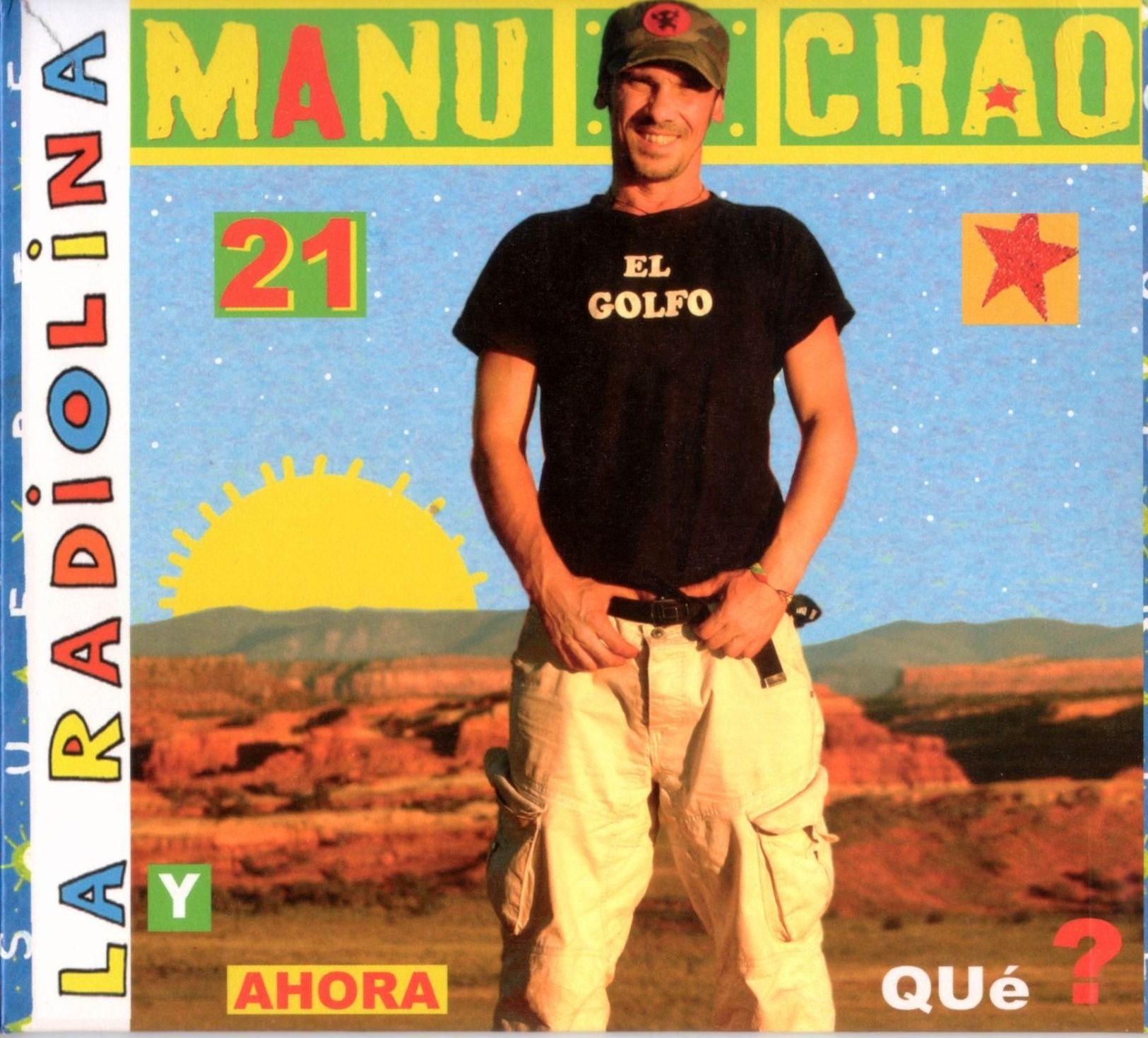 Manu Chao - La Radiolina album cover