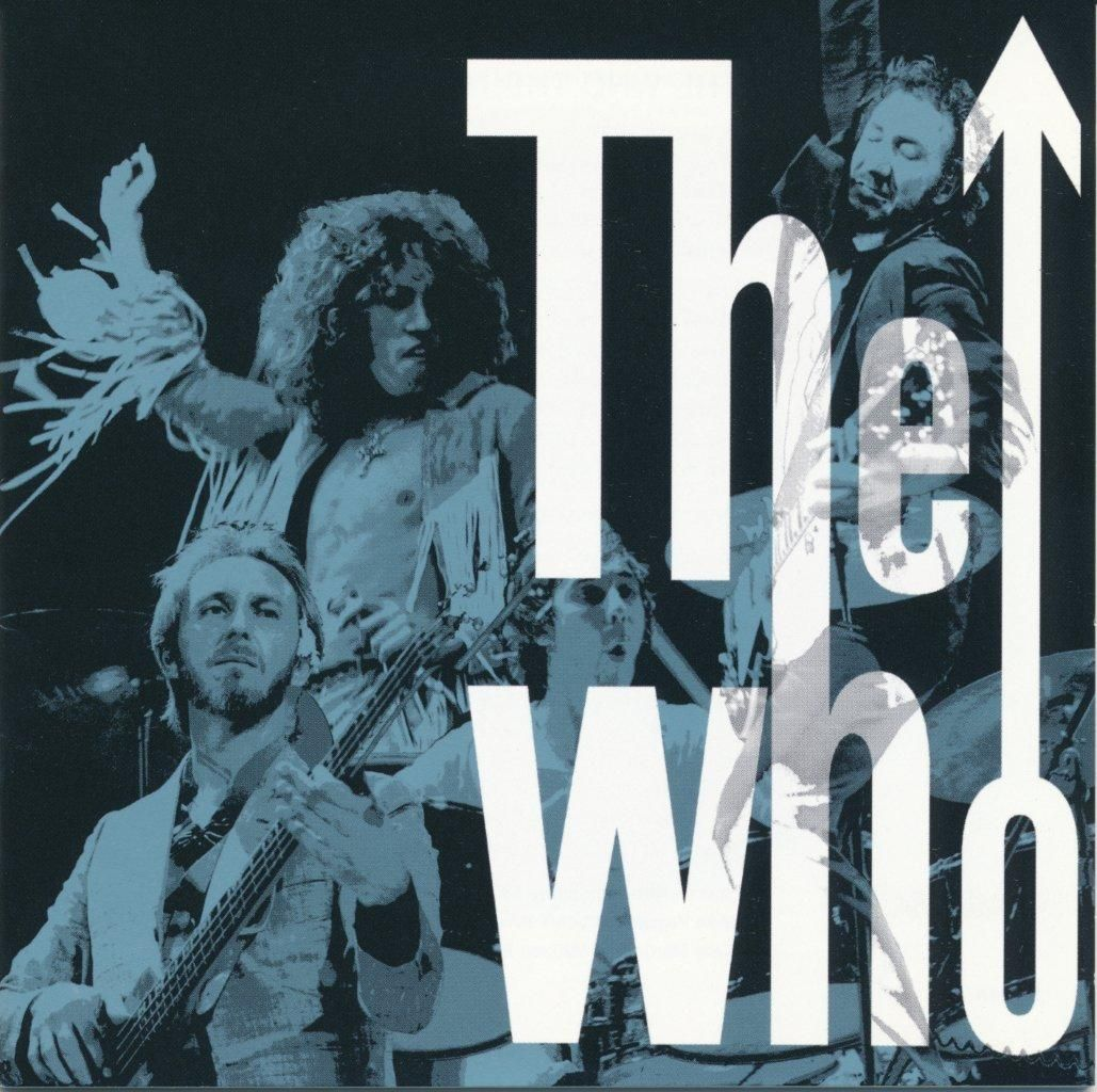 The Who Anyway Anyhow Anywhere I Cant Explain