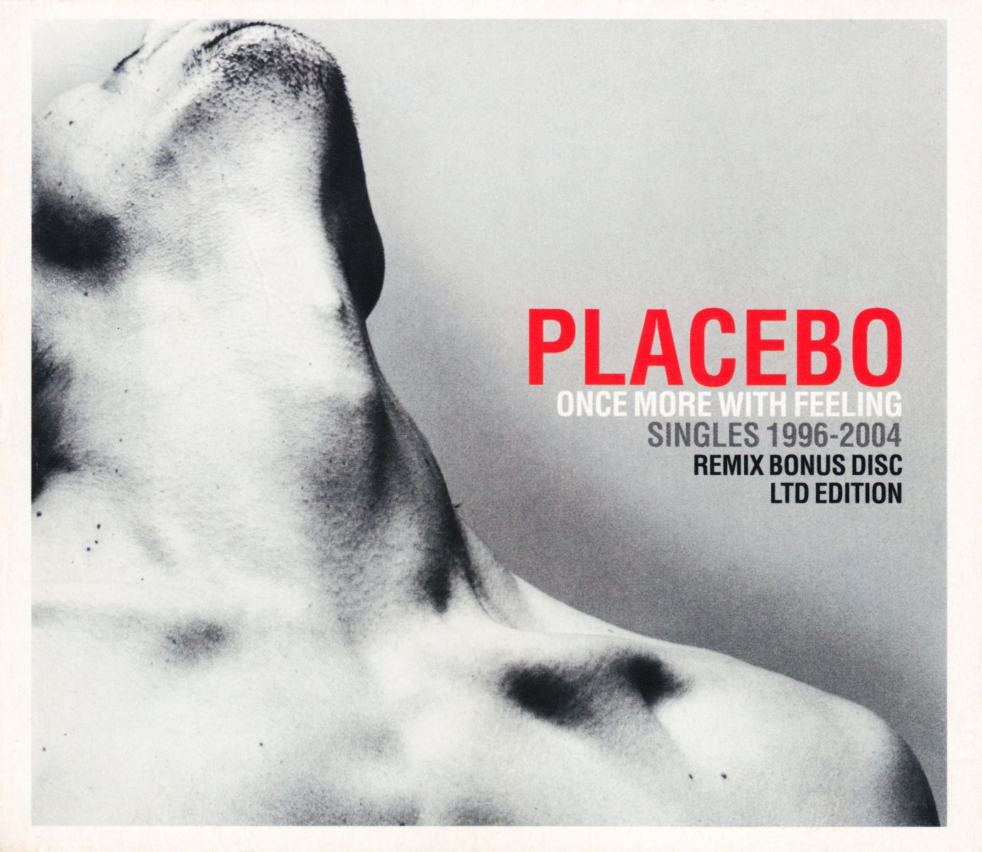 Placebo - Once More With Feeling - Singles 1996-2004 album cover