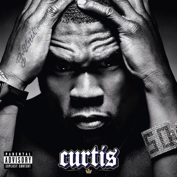 50 Cent - Curtis album cover