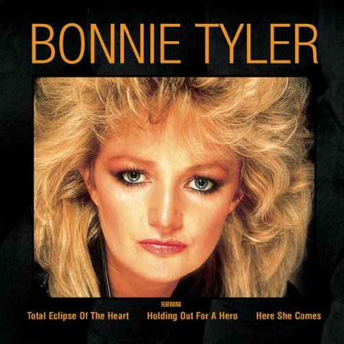 Bonnie Tyler - Super Hits album cover
