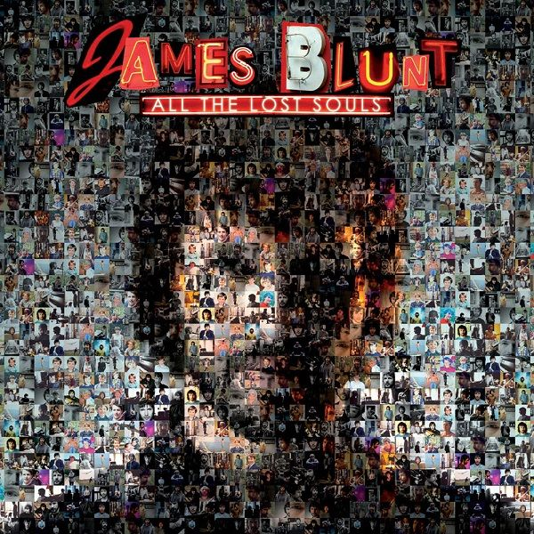 James Blunt - All The Lost Souls album cover