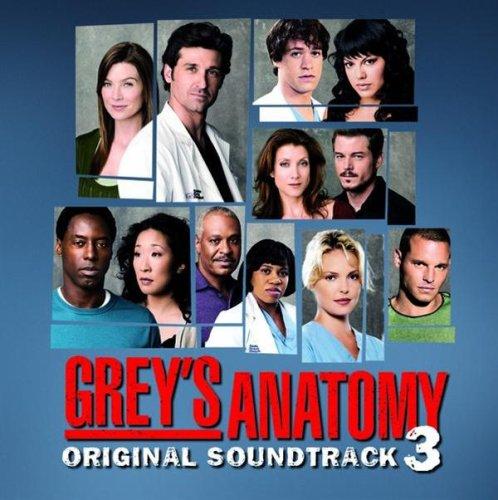 Soundtrack - Grey's Anatomy 3 album cover