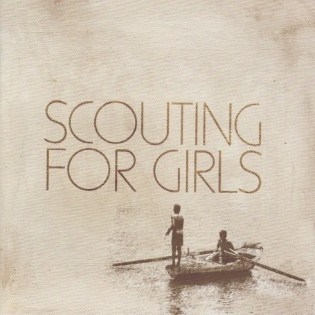 Scouting For Girls - Scouting For Girls album cover