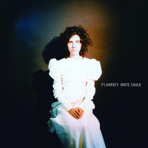 PJ Harvey - White Chalk album cover