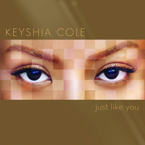 Keyshia Cole - Just Like You album cover