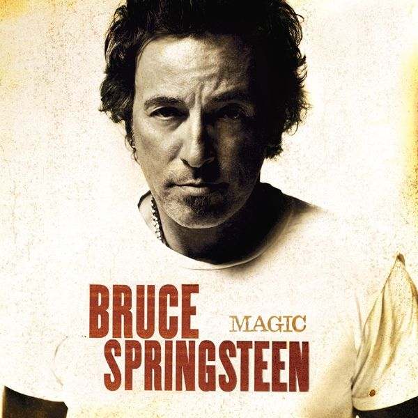 Bruce Springsteen - Magic album cover