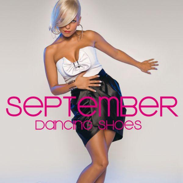 September - Dancing Shoes album cover