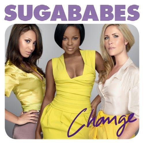 Sugababes - Change album cover