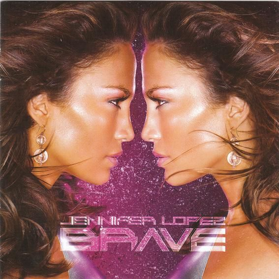 Jennifer Lopez - Brave album cover