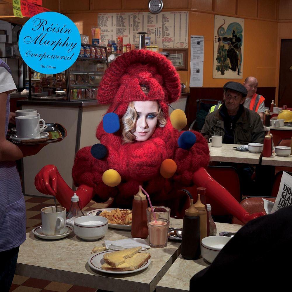 Róisín Murphy - Overpowered album cover