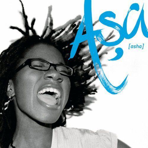 Asa - Asha album cover