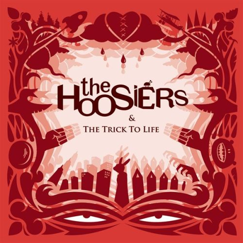 Hoosiers - The Trick To Life album cover